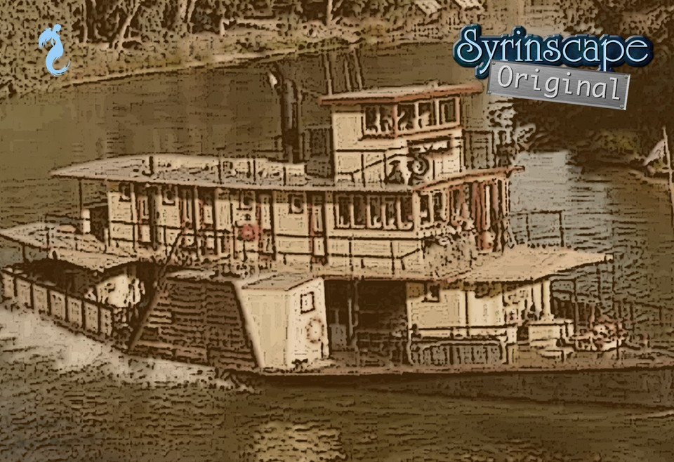 Image of Wild West Riverboat