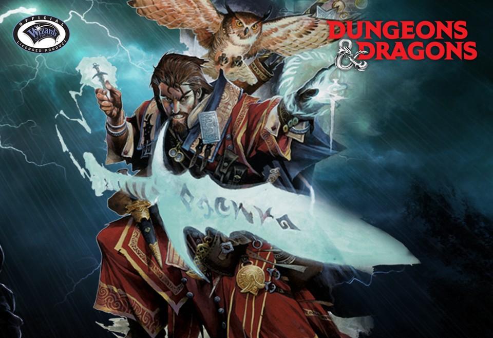 Image of Wizard spells D&D