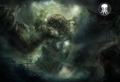 Image of Cthulhu Rises