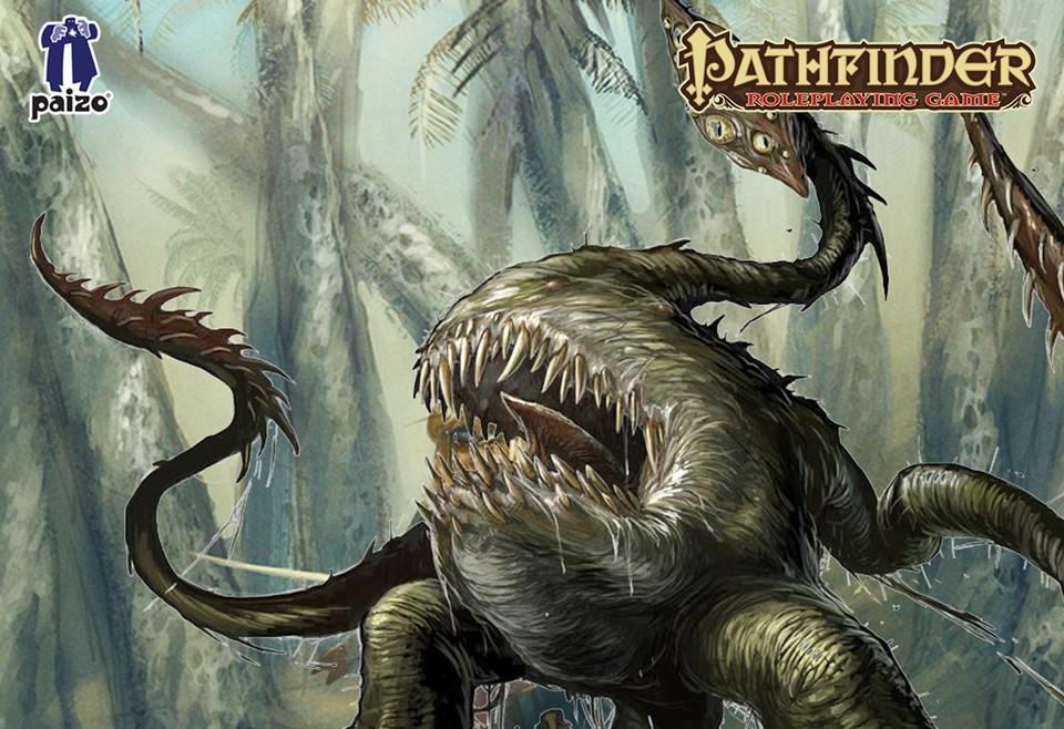 Image of Otyugh battle