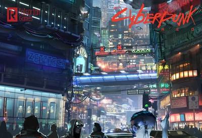 Image of Cyberpunk - Forlorn Hope