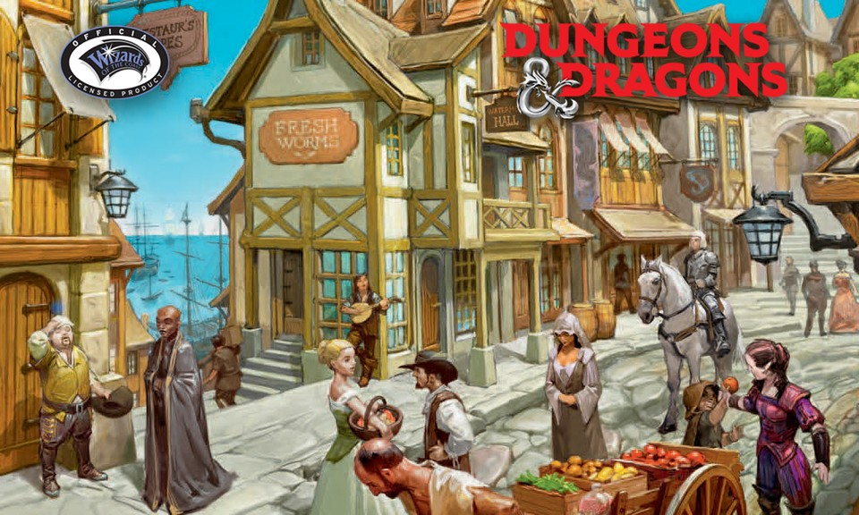 Image of Waterdeep