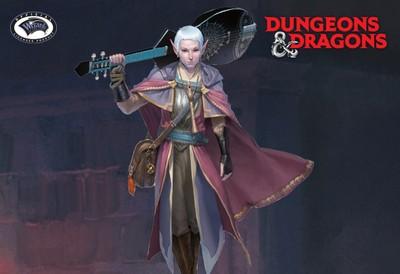 Image of Bard spells D&D