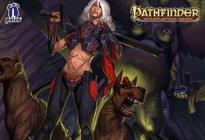 Image of Yeth Hound Battle