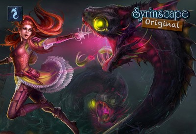 Image of Hydra battle
