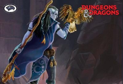 Image of Druid spells D&D