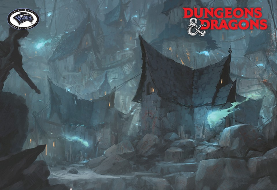 Image of Waterdeep: Dungeon of the Mad Mage Skullport, Shadow of Waterdeep