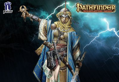 Image of Pathfinder Cleric - Kyra