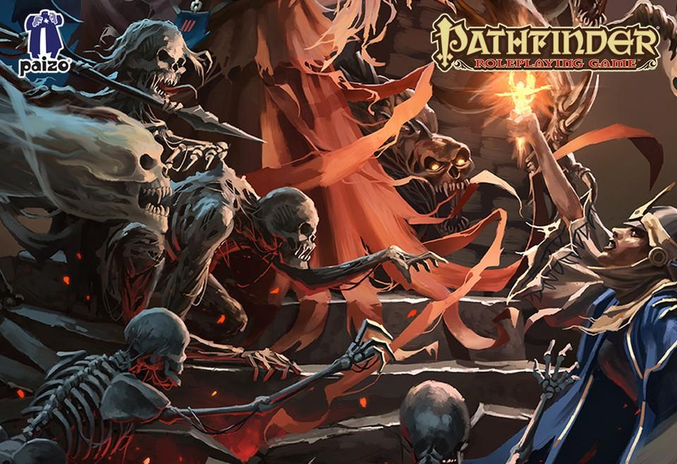Image of Undead battle