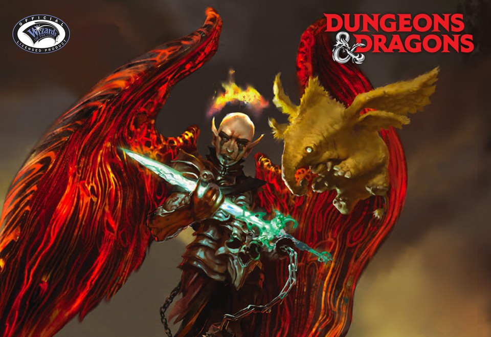 Image of Baldur's Gate: Descent into Avernus - Chapters 4 & 5 - SoundPack