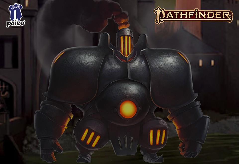 Image of Iron Golem Battle