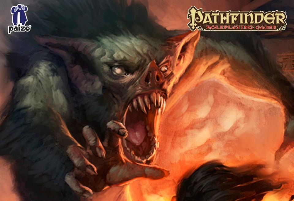 Image of Barghest battle