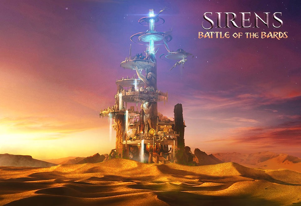 Image of Sirens: Battle of the Bards Chapter 1