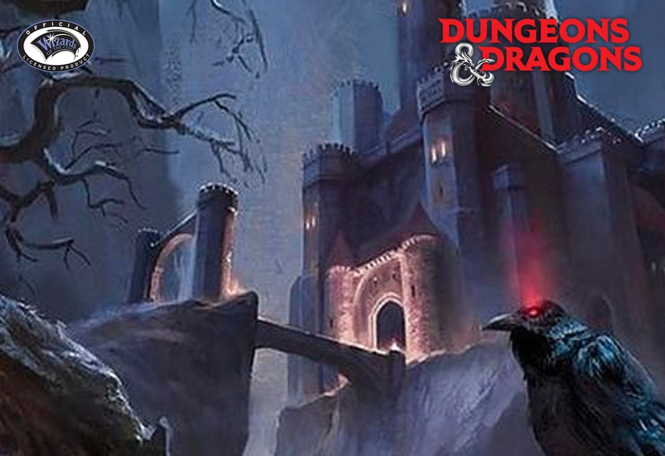 Image of Curse of Strahd Chapters 10 to 15 SoundPack