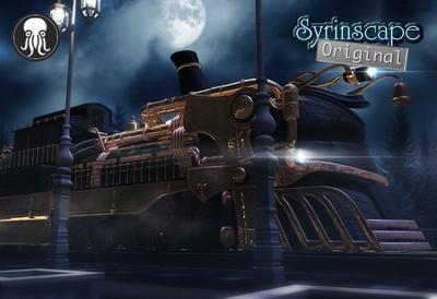 Image of Steam Train to Salem