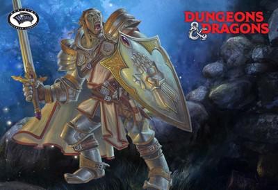 Image of Paladin spells D&D
