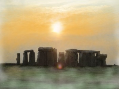 Image of Magical Stone Circle