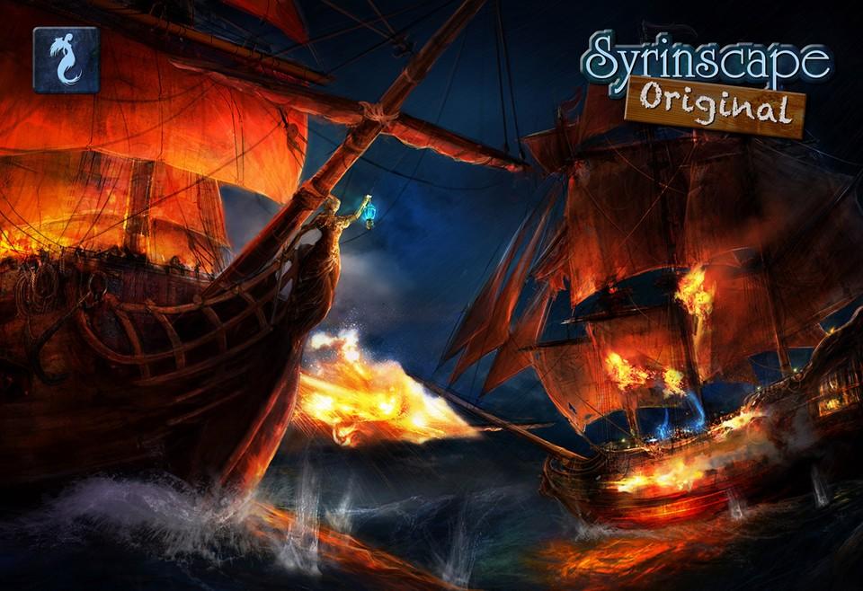 Image of High seas battle