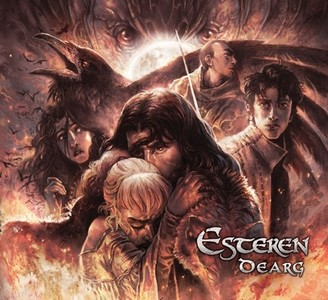 Image of Shadows of Esteren Album Dearg