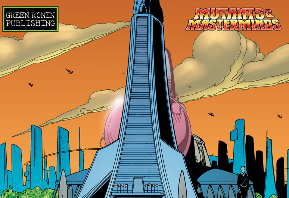 Image of Freedom City 2525
