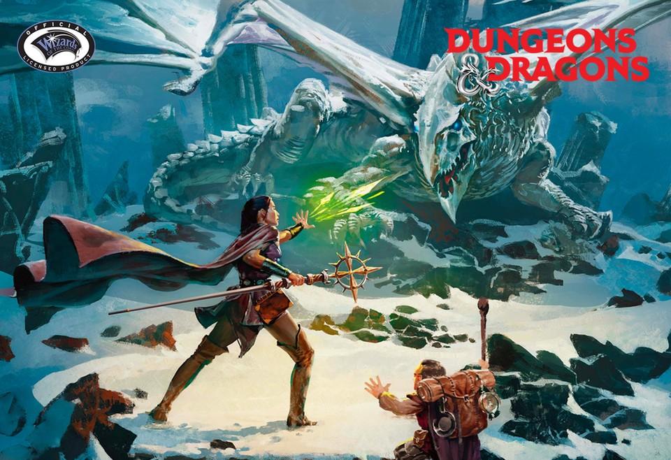 Image of D&D Essentials Box - Dragon of Icespire Peak SoundPack