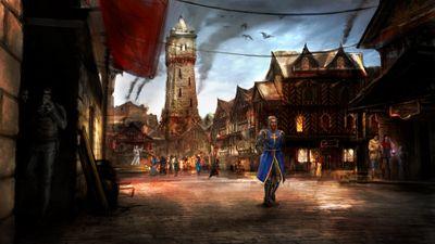 Image of Brindol Town