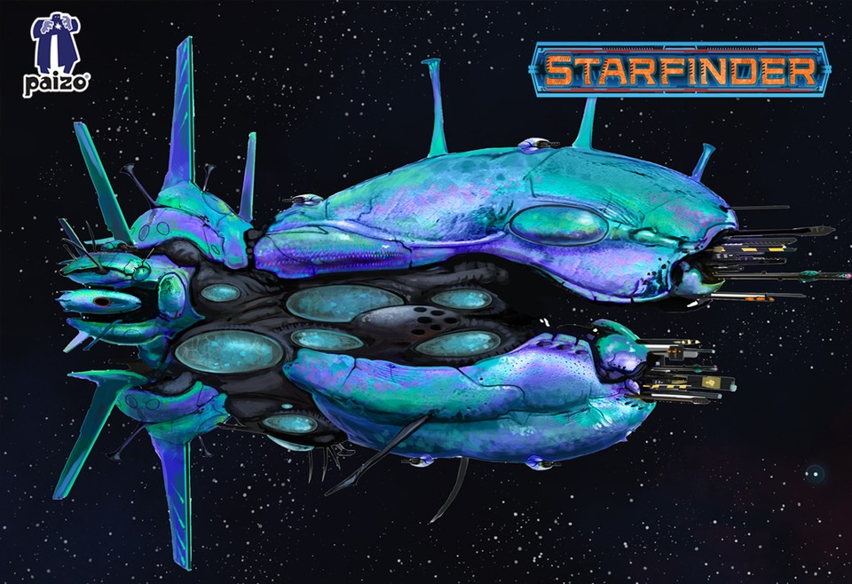 Image of Starfinder Shirren Starships SoundPack