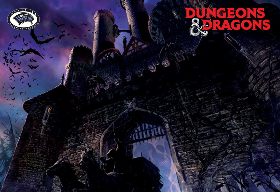 Image of Curse of Strahd Chapter 4 Soundpack