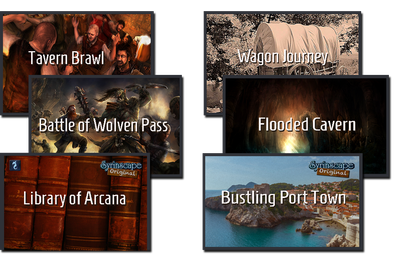 Image of Fantasy Starter Pack