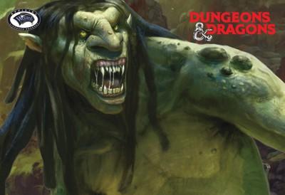 Image of Troll battle