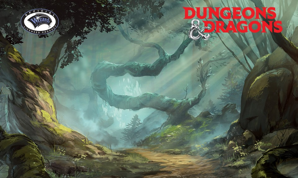 Image of Undermountain forest