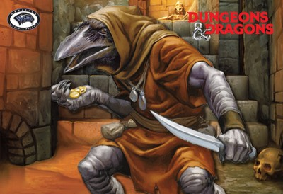 Image of Kenku battle