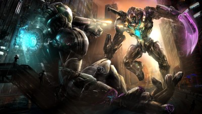 Image of Mech Battle