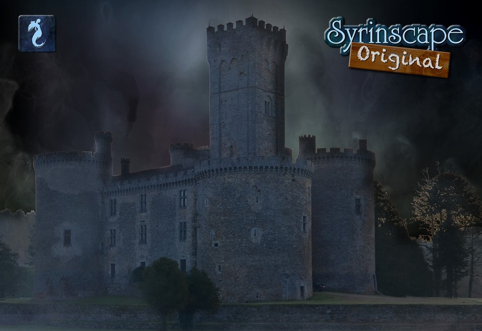 Image of Haunted castle