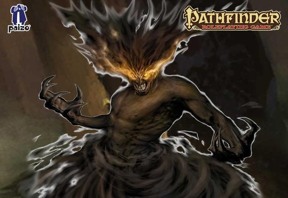 Image of Wraith battle