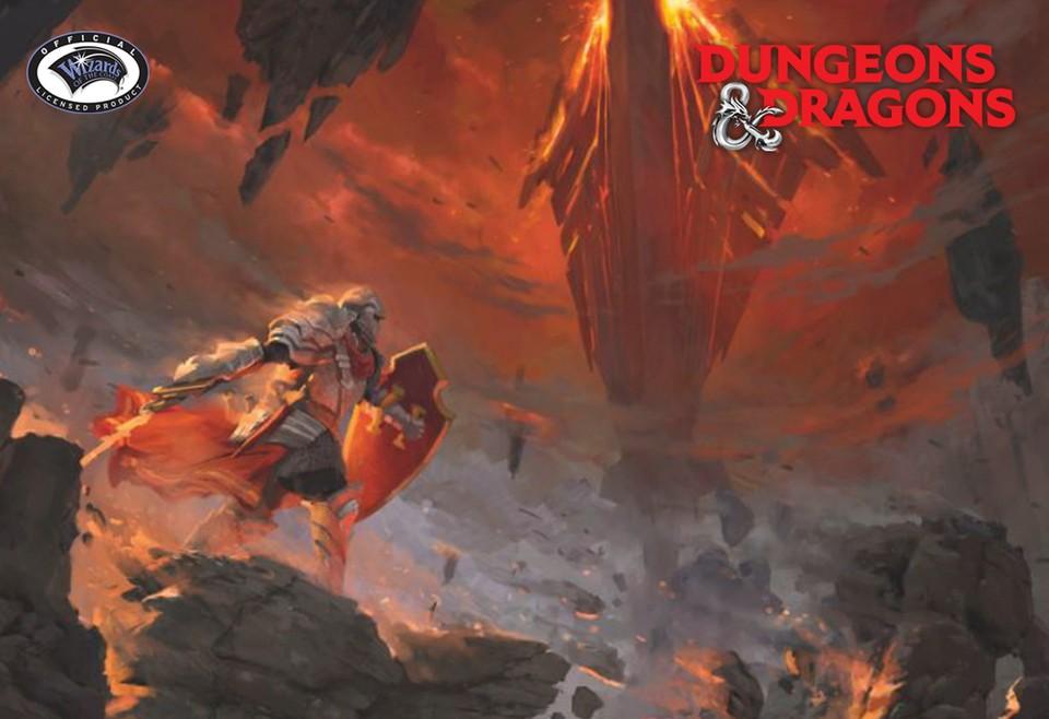 Image of Baldur's Gate: Descent into Avernus - Chapter 3 - Avernus - SoundPack