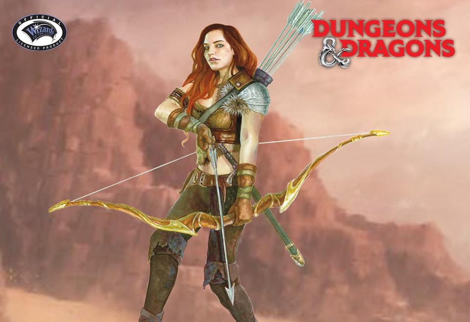 Image of Ranger spells D&D
