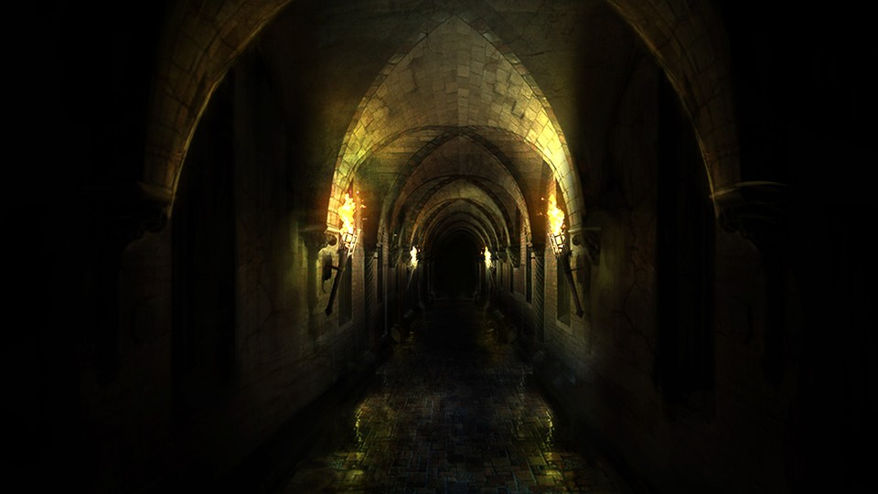 Image of Dungeon depths - Free with Syrinscape Fantasy Player