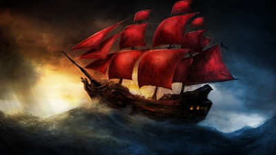 Image of High seas