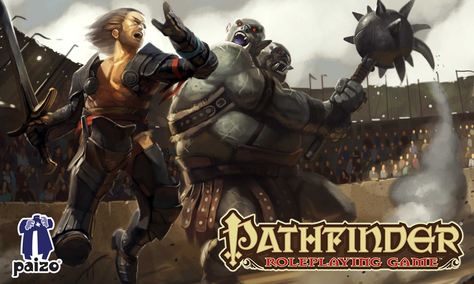 Image of Ettin battle
