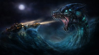 Image of Sea monster