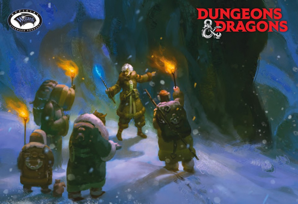 Image of Icewind Dale: Rime of the Frostmaiden Chapter 6 Soundpack
