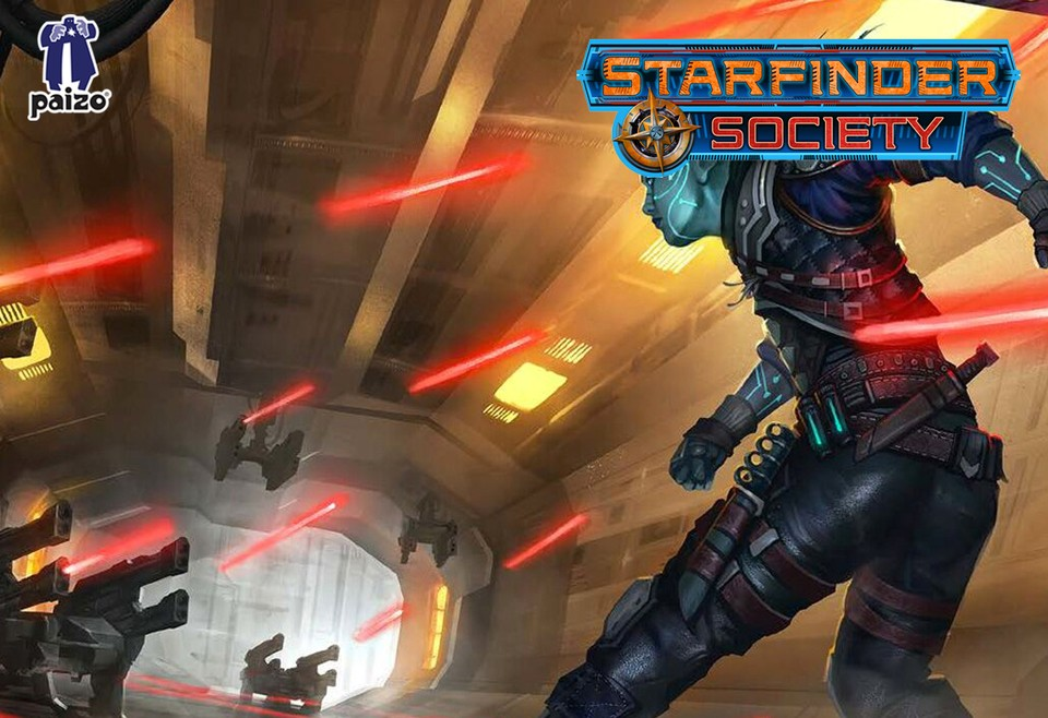 Image of Starfinder Society Roleplaying Guild Quest: Into the Unknown