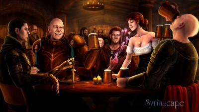 Image of Friendly tavern - Free with Syrinscape Fantasy Player