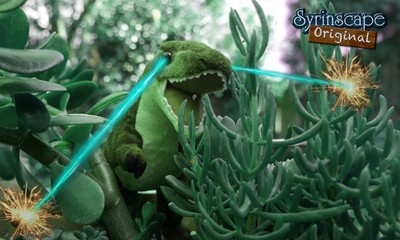 Image of Jungleplanet dinolaser battle