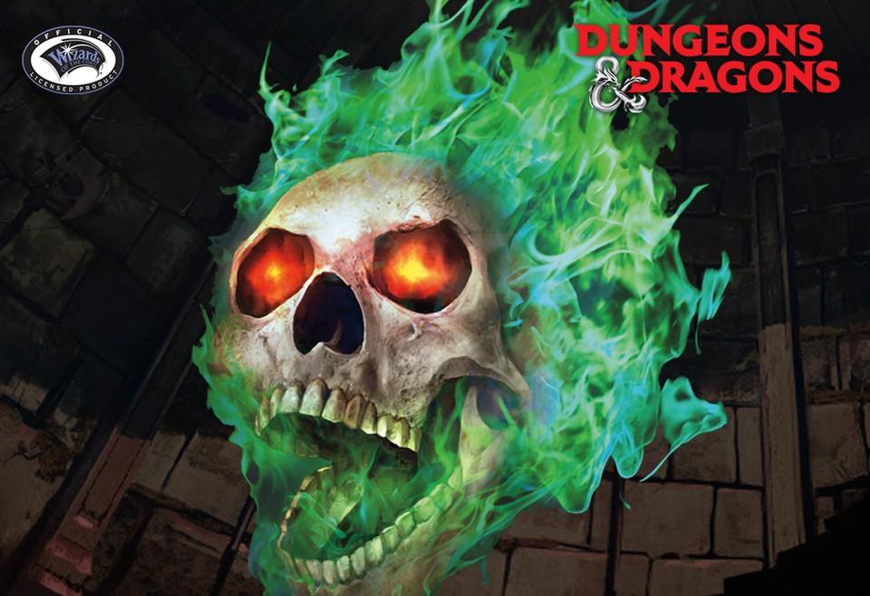 Image of Flameskull Battle