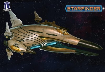 Image of Starfinder Kasathan Starships SoundPack