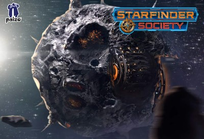 Image of Starfinder Society Special: Claim to Salvation
