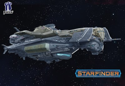Image of Starfinder Pact Worlds Starships SoundPack