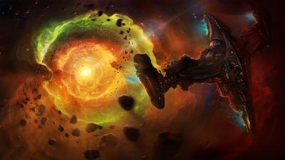 Image of Wormhole